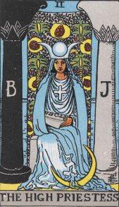 High Priestess RW