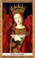 Queen Wands Kat